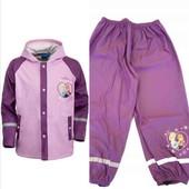 Грязепруф, дощові штани+курточка Disney