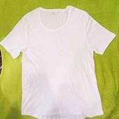 Белая футболка Livergy 4XL,