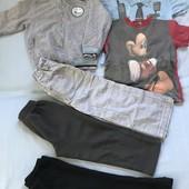 Пакет одягу на 4-5 років зріст 110-116