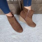 демі ботинки 40/26 см