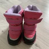 Зимові чобітки Том.м для дівчинки