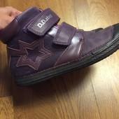 Деми ботинки DDStep 35 р( 22,5)