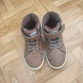 Демисезонные ботинки на мальчика 27