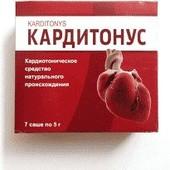 Кардитонус Препарат для нормализации давления.