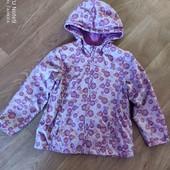 Курточка, ветровочка с подкладкой