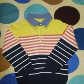 ❣️Скидка УП!!! Супер в отличном состоянии нарядная кофта- рубашка на мальчика на рост 104-110❣️
