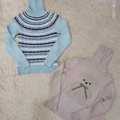 2 шт в лоте  Теплый свитер
