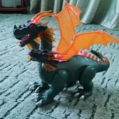 Продам динозавра в идеальном состоянии!