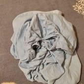 простыня на резинке трикотаж