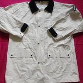 """Прорезинова куртка """"renault""""4-5 XL, унісекс."""