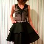 Вечернее платье, размер S!!!