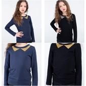 Кофта-блуза для дiвчинки.