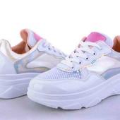 Последняя пара! Красивенные женские кроссовки 38р