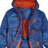 Зимняя термо куртка для мальчика .lupilu ,германия