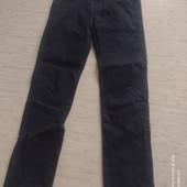 Котоновые брюки мальчику в школу. 152 - 158 рост.