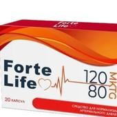 Forte Life - Средство для нормализации артериального давления.