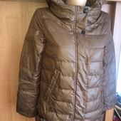 Куртка, еврозима, 80%пух+20%перо, р. 160 см. Kazhumi. состояние отличное