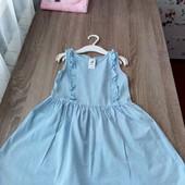 Стоп!! фирменное удобное яркое натуральное стильное красивое платье от palomino