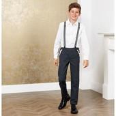 Стильні брюки штани з підтяжками pepperts 164р