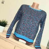 Яркий стильный свитерочек М-L