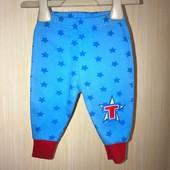 Яскраві штани на вік 9-12 місяців