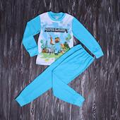Пижама Майнкрафт размер 110-116