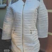 куртка размер С но подойдёт на с-м
