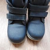 Деми ботинки на флисе Jong golf