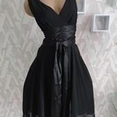 Шикарное платье р-р 14