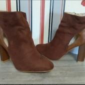 Элегантные ботиночки фирмы М&L