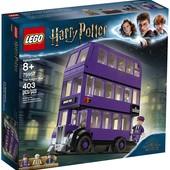 Lego конструктор Harry Potter knight bus оригінал Лего автобус Гарри Поттер