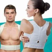 Магнитный корректор для осанки корсет для спины XL