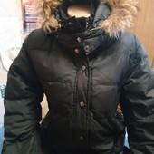 Куртка-пуховик(очень тёплая) на M/L,см.замеры