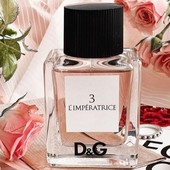 Dolce & Gabbana 3 l`imperatrice-Магічний аромат.Парфуми 35мл