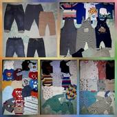 Лот одежды для новорожденного от 0 до 12 мес.