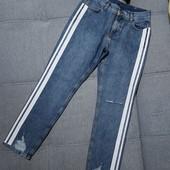 Шикарные джинсы Calzedonia!!! очень классное качество! рост 158-164 Размер XS