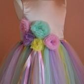 чарівна сукня ,в стилі єдинорогів