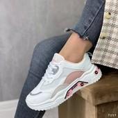 38-23см 40-24см.Стильные кроссовочки,легкие и удобные!38,40маломер(от 23 до 24см)