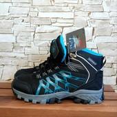 Crivit Германия Зима 33р- термо ботинки водонепроницаемые, оригинал