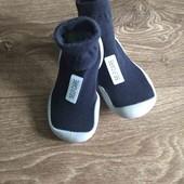 Кеды-носочки для ребенка 14,5см, прорезиненная подошва. Быстрая отправка.