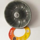 Форма круглая для выпекания кексов с мраморным покрытием | Форма для выпечки кексов | Форма для кек