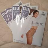 ♡ Esli моделирующие колготки Support 20 ден castoro, размер на выбор 2,4,5
