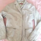 Куртка кожа натуральная р 46 L