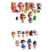 Пупсы ЛОЛ (лолы, куклы, кукла, куколки, пупс, пупсик, пупсики, игрушки)