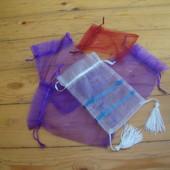 Подарочные мешочки 5 штук (цена за все 5 штук)