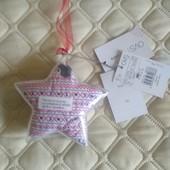 2 шт. Трусы для девочки в подарочной упаковке OVS Италия, размер 128-134