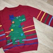 Милейшие новогодний свитерок Nutmeg