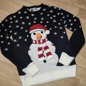 Cedar wood state, S новогодний свитерок Снеговик