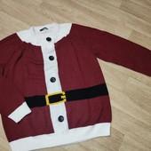 Тонкий свитерок Georgre Santa Claus
