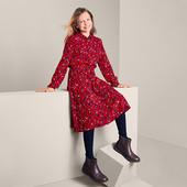 ☘ Якісне барвисте плаття для юної модниці, Tchibo (Німеччина), р .:134/140